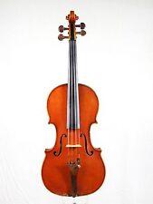 Italian Violin Andrea Bozzini 1984 Cert. Video バイオリン 小提琴 Violino Violon Violine
