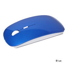 2.4GHz USB Wireless Optical Mouse Mice for Apple Mac Macbook Pro Air PC Laptop