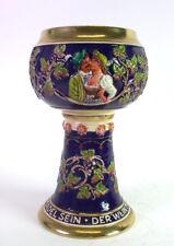 riesiger Weinrömer - Keramik Römer um 1940