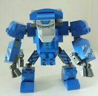 Lego Super Heroes 76125 Avengers End Game - Iron Man MK 38 Igor Minifigure