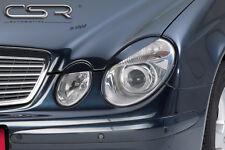 CSR Scheinwerferblenden für Mercedes Benz E-Klasse W211 SB144