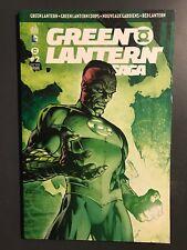 GREEN LANTERN SAGA - T2 : juillet 2012