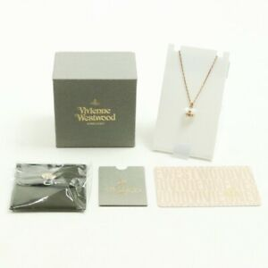 Vivienne Westwood Vivian Westwood Heart × Ove Necklace with Gold Box