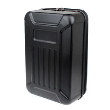 Black Hard Shell Backpack Case Bag for Hubsan X4 H501S FPV RC Quadcopter Drone