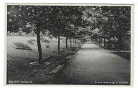 AK,  Bad Orb i. Spessart, Hessen, Promenadenweg im Kurpark, 1937
