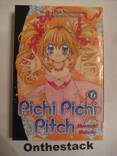 MANGA: Pichi Pichi Pitch Mermaid Melody Vol. 6 by Pink Hanamori & Michiko Yokote