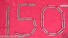 "LOT OF (150) Railroad Spikes 7"" Train Track Antique Nails Hooks Blacksmith Craft"