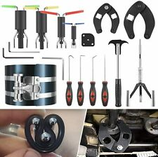 17pcsset Hydraulic Cylinder Repair Tool Kit Fits For Loaders Skid Steers Etc