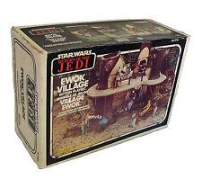 Star Wars - Ewok Village 1983 Kenner 4+ Neu/New