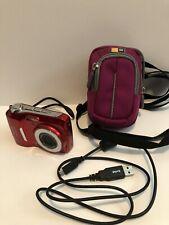 Kodak EasyShare C1530 14.0MP Digital Camera - Red
