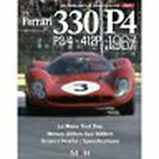 Ferrari 330P4 P3/4 412P Honda Sportscar Spectacles by HIRO Photo Book  01