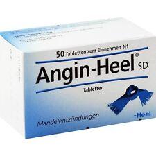 ANGIN Heel SD comprimés 50 pièces pzn 8412268