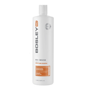 Bosley BosRevive Color-Safe Nourishing Shampoo  33.8 fl.oz.