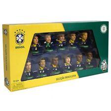 Brazil F.A SoccerStarz - 11 Player Team Pack - GIFT