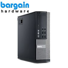 Dell OptiPlex 9020 SFF i7 3.4-3.6Ghz Configurable Desktop PC Select RAM/SSD/HDD