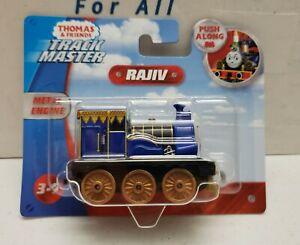 Thomas & Friends Metal Engine: RAJIV The Royal Blue Engine NEW