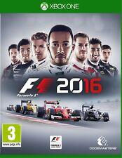 FORMULA 1 2016 F1 16 EN CASTELLANO ESPAÑOL NUEVO PRECINTADO XBOX ONE