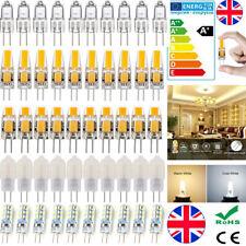 10x G4 Halogen Capsule Light Bulbs Replace LED Lamp 12V 1-20W Energy Saving UK