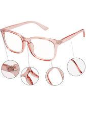Clear Lens Full Rim Women Men Plain Eyeglasses Optical Glasses Frame Rx 8082