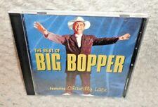 The Big Bopper - Best of Big Bopper (CD, 1999)
