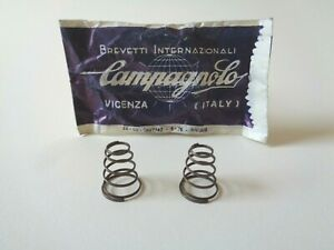 *NOS Vintage 1970s/80s Campagnolo quick release conical springs upgrade (pair)*