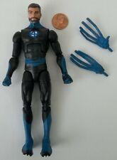 """Loose Complete Marvel Legends Super Skrull BAF 6"""" Mr Fantastic Action Figure"""