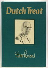 Elmore Leonard's Dutch Treat: Three Novels SIGNED LIMITED EDITION