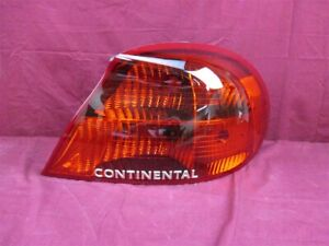 NOS OEM Lincoln Continental Tail Lamp 1999 - 02 Right Hand