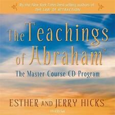 The Teachings of Abraham: The Master Course by Jerry Hicks, Esther Hicks (CD-Audio, 2008)
