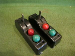 (2) Vintage Lionel Automatic Switch Controllers
