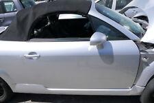 Audi TT 8N Roadster Tür Türblatt vorne rechts Beifahrertür silber LY7W ohneAnbau