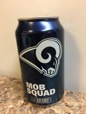 2017 Los Angeles Rams bud light nfl kickoff beer can collectors 666340