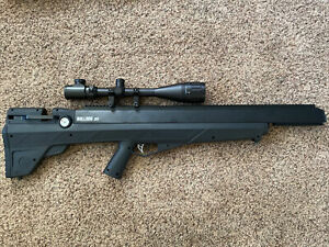 Benjamin Bulldog .357 PCP Rifle