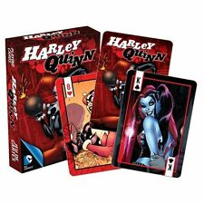 NIP Playing Cards * Harley Quinn * Batman DC Comics Joker Sealed New