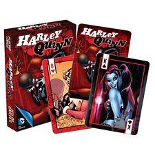 NIP Playing Cards * Harley Quinn * Batman DC Comics Joker Sealed New