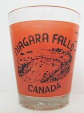 NIAGARA FALLS, CANADA   PRESCRIPTION       SHORT SHOT GLASS