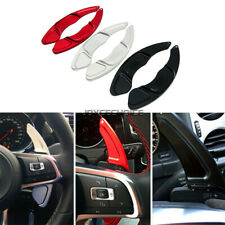 Steering Wheel Shift Paddle Extension For VW GOLF 7 GTI R MK7 GTD Polo Scirocco