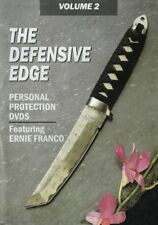 Ernie Franco Filipino Martial Arts Defensive Edge Knife Fighting Tactics (Vol-2)