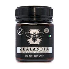Manuka Honey Zealandia MGO 250+ | We craft certified Premium New Zealand Honey