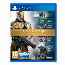 Destiny -- The Collection (Sony PlayStation 4, 2016)
