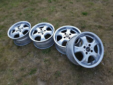 "15"" CUPS alloys 4x100 corsa astra nova golf polo lupo arosa caddy civic MX5 clio"