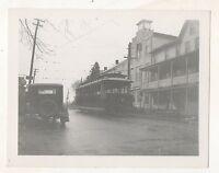 YORK RAILWAYS in WINDSOR PA 1935 Pennsylvania Trolley Photograph