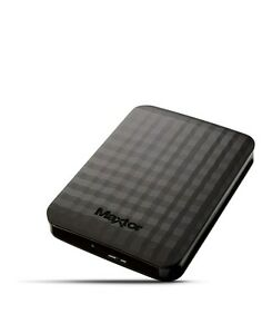 Maxtor By Seagate M3 2TB Mobile External Drive