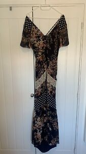 HOPE & IVY MAXI DRESS NEW WITH TAG SIZE 10