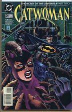 Catwoman 1993 series # 26 near mint comic book