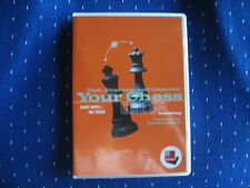 Danny Kopec/Hal Terrie Test Your Chess  Chessbase Eröffnungs-/Trainings CD - Neu