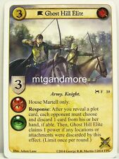 A Game of Thrones LCG - 1x Ghost Hill Elite #010 - Secrets and schemes