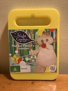 In The Night Garden - Kids DVD - Makka Pakkas Trumpet
