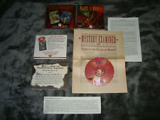 Alone in the Dark 3 PC CD ROM Game w/ manual inserts adventure I-motion