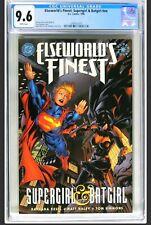 Elseworld's Finest: Supergirl & Batgirl (1998) - CGC 9.6